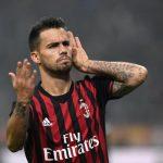 Suso jugador del Milan