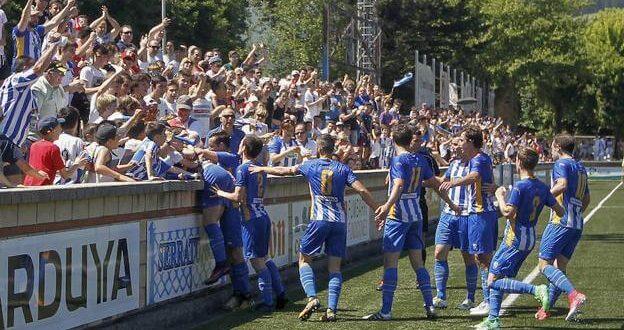 Segunda División B (Grupo 2): CD Vitoria – Cultural de Durango