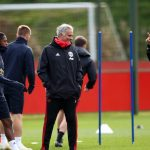 jose mourinho entrenamiento manchester united