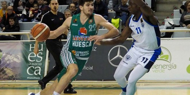 LEB Oro: Levitec Huesca – Club Bàsquet Prat