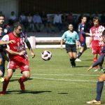 El Varea resucitó en su último partido ganando 3-0