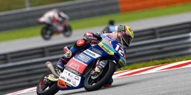Moto 3: GP de Malaysia