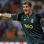 Casillas portero titular del Oporto