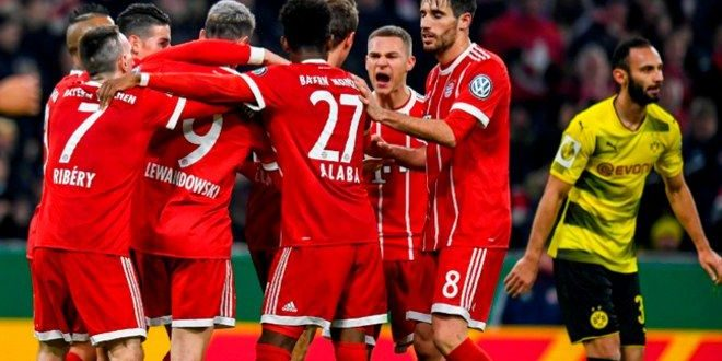 Bundesliga: Borussia Dortmund – Bayern Munich