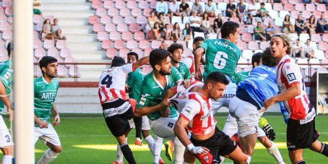 Segunda Divsión B (Grupo 2): Leioa vs Logroñes