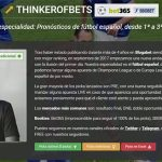 Thinker of Bets - Portada