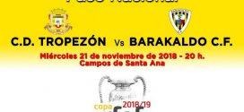 Tropezon vs Barakaldo