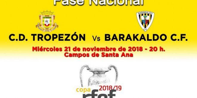 Copa Federación: Tropezón vs Barakaldo