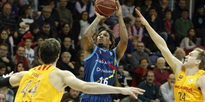 Liga Endesa: Montakit Fuenlabrada – MoraBanc Andorra
