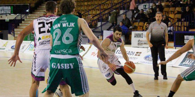 LEB Oro: Sáenz Horeca Araberri – Levitec Huesca