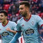 Brais Méndez mejor jugador del Celta frente al Villarreal