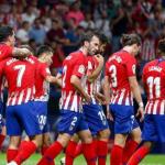 El Atletico de Madrid busca la primera plaza del grupo en la ultima jornada de la fase de grupos de la Champions League