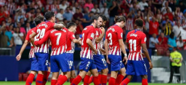 Champions League: Brujas – Atlético de Madrid