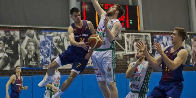 LEB Oro: Levitec Huesca – Barcelona Lassa B