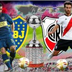 River Plate y Boca Juniors disputan la final de la Copa Libertadores