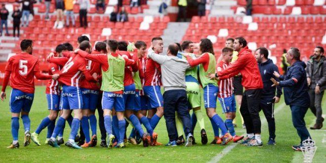 Segunda Divsión B (Grupo 2): Tudelano vs Sporting de Gijón B
