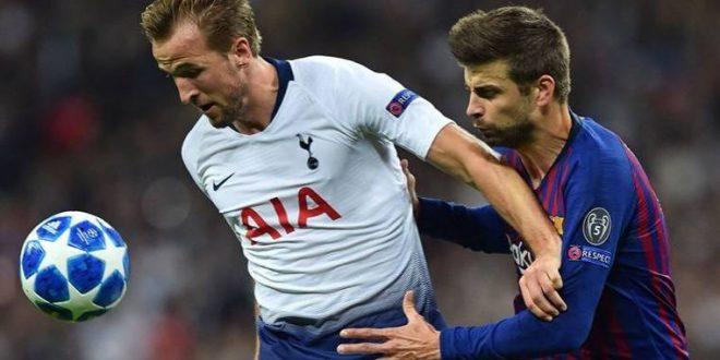 Champions League: FC Barcelona – Tottenham