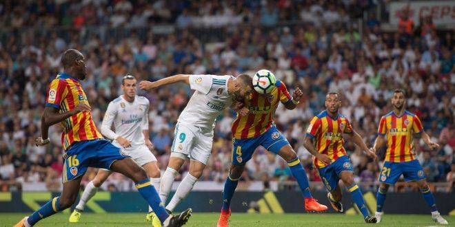 Liga Santander: Real Madrid – Valencia CF