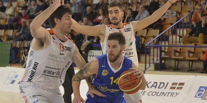 LEB Oro: Sáenz Horeca Araberri – Club Ourense Baloncesto