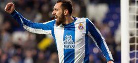 Borja Iglesias maximo goleador del Espanyol