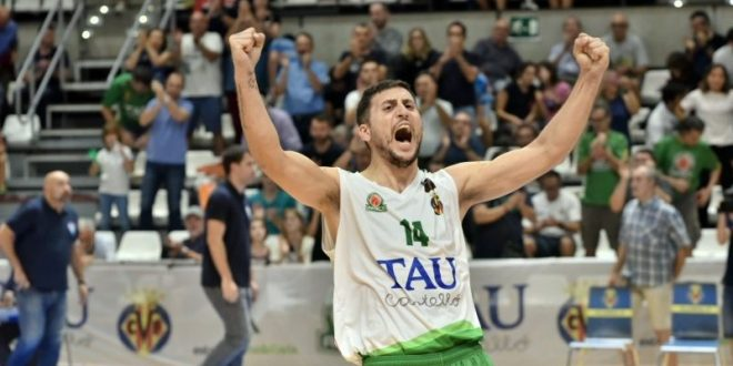 LEB Oro: Club Bàsquet Prat – TAU Castelló