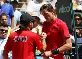 Copa Davis Fase previa: Austria vs Chile