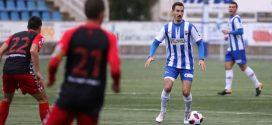 El Figueres disputando un partido como local
