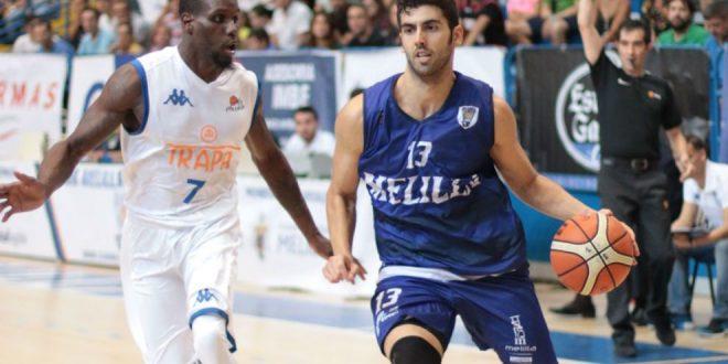 LEB Oro: Club Melilla Baloncesto – Chocolates Trapa Palencia