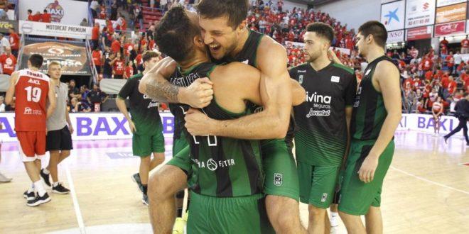 Liga Endesa: San Pablo Burgos – Divina Seguros Joventut