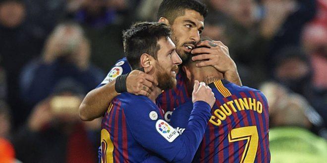 Copa del Rey: Barcelona – Levante