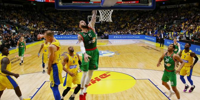 Euroliga: Kirolbet Baskonia – Maccabi Tel Aviv