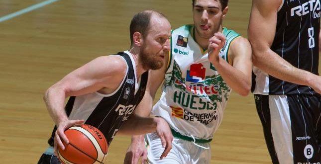 LEB Oro: Levitec Huesca – Retabet Bilbao Basket