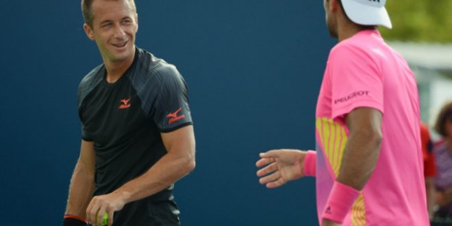 ATP 500 Dubai: Verdasco/Kohlschreiber vs Nedunchzhiyan/Raja