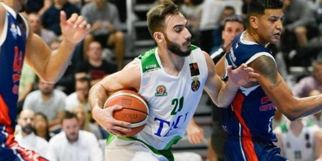 LEB Oro: Club Ourense Baloncesto – TAU Castelló