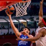 anadolu efes olympiacos euroliga 2018 2019