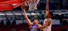 Euroliga: Anadolu Efes – Olympiacos / Darussafaka – Fenerbahce