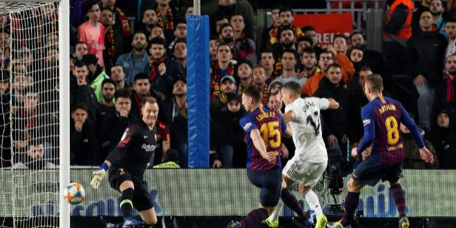 Copa del Rey: Real Madrid – Barcelona