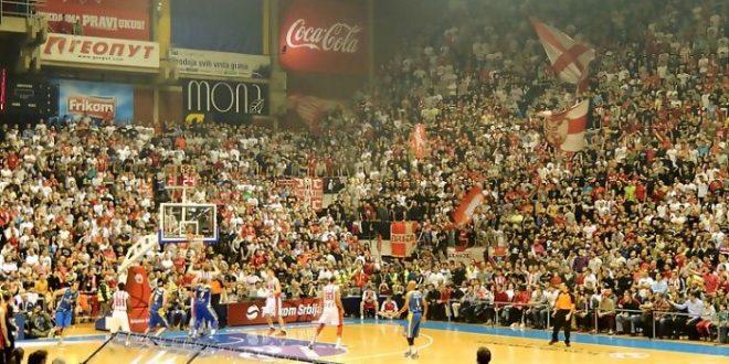 EuroCup: Estrella Roja – Unicaja
