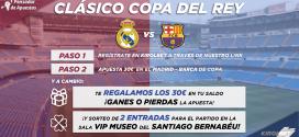 Promoción Kirolbet Clásico Copa 2019 30€ y Sorteo Entradas