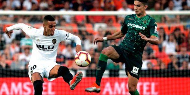 Copa del Rey: Valencia – Betis