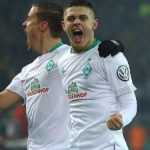 Milot Rashica centrocampista del Werder Bremen