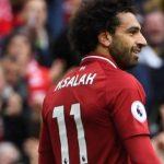 Mohamed Salah jugador del Liverpool