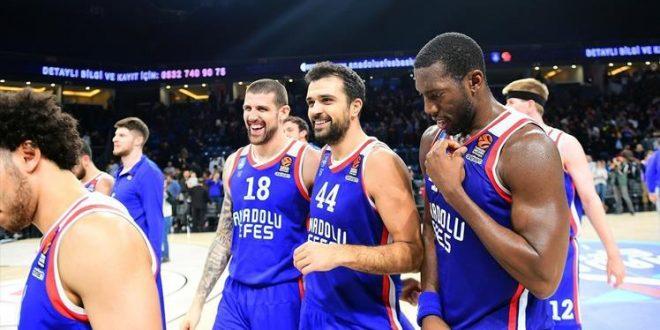 Euroliga: Buducnost – Anadolu Efes / Gran Canaria – Olympiacos