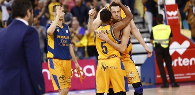 Liga Endesa: MoraBanc Andorra – Herbalife Gran Canaria