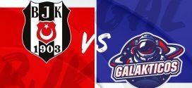 Besiktas y Galakticos logo