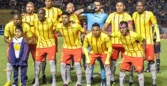 Ecuador – Campeonato Nacional: SD Aucas – Fuerza Amarilla