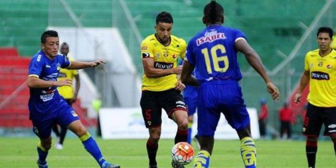 Ecuador – Campeonato Nacional: Barcelona SC – Delfín SC
