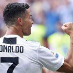Cristiano Ronaldo jugador de la Juventus