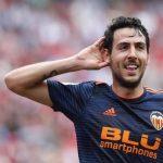 Dani Parejo jugador el Valencia y referente en el centro del campo
