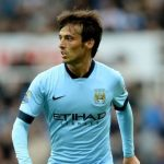 David Silva jugador del Manchester City